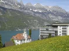 Neu-Schönstatt Quarten und Umgebung